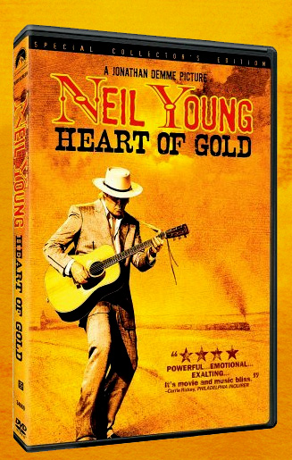 Neil young movie cover